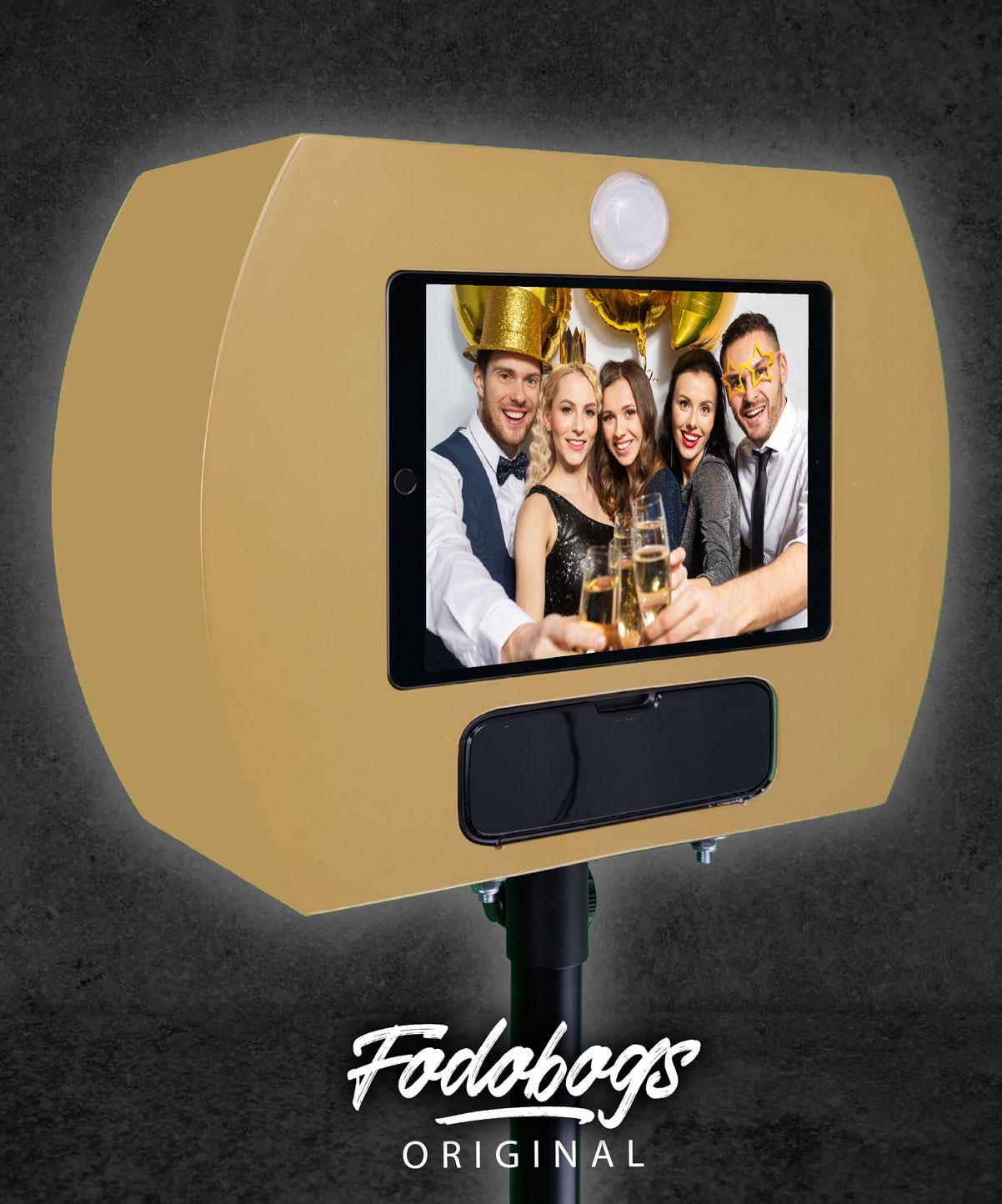 Fotobox Gold