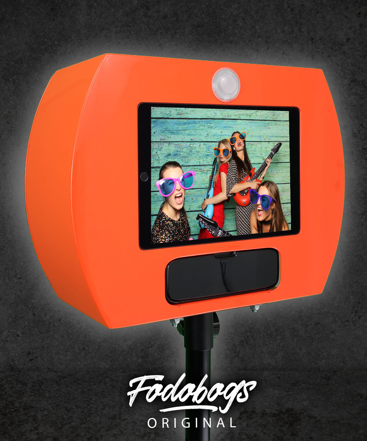 Fotobox Rot2