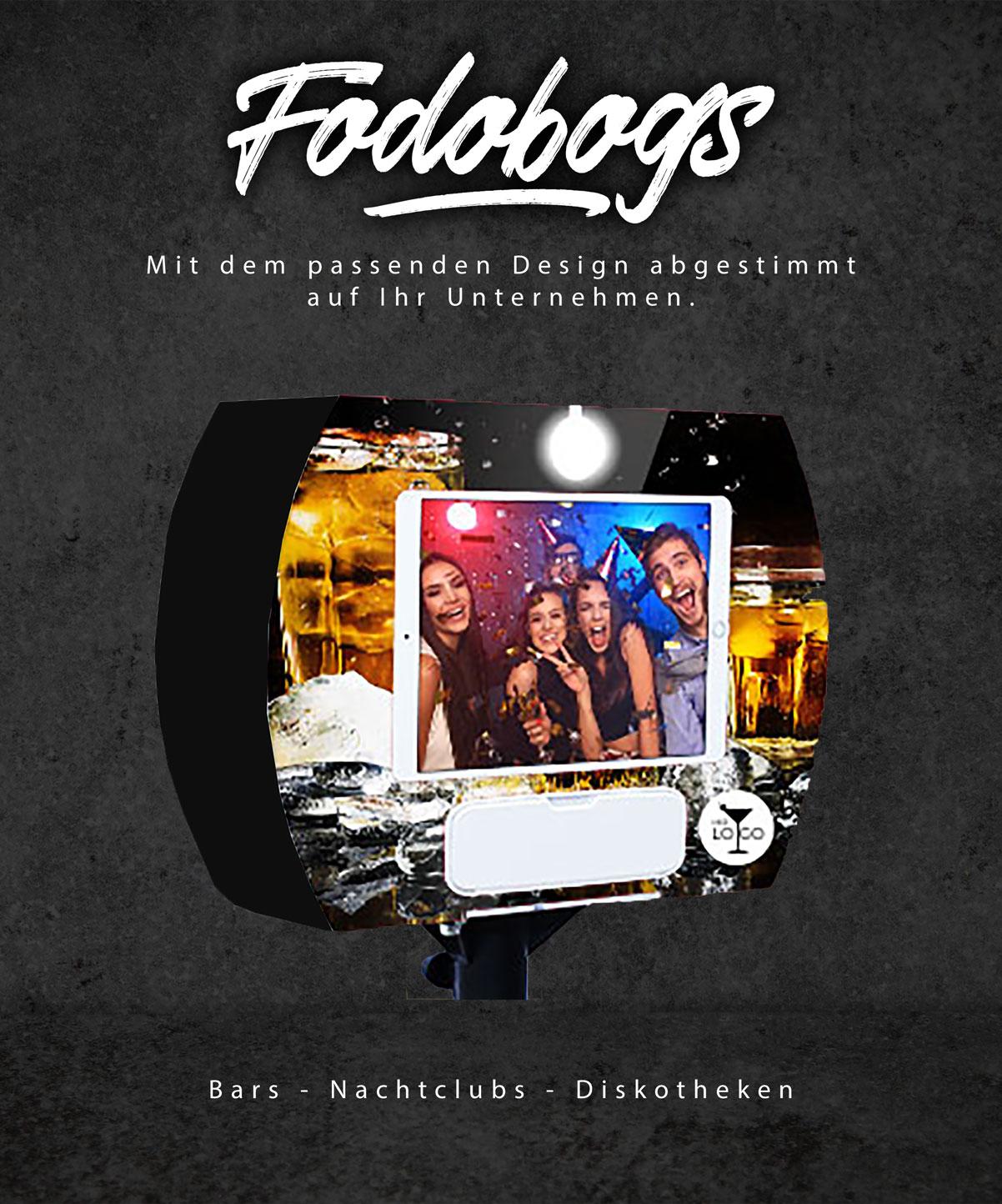 Fotobox Bar Club