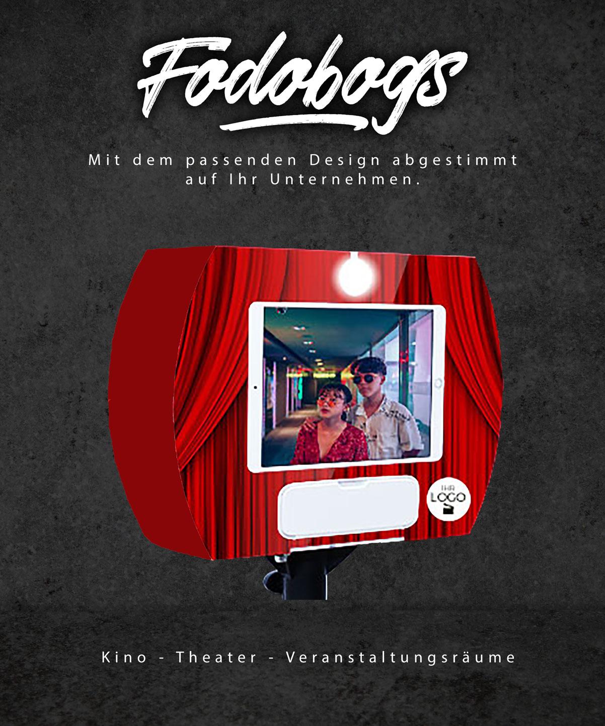 Fotobox Kino Theater